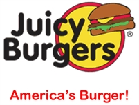 Juicy Burgers Restaurant Franchise Opportunity