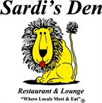 "SARDI'S DEN Restaurant & Lounge ""Where the Locals Meet & Eat"""