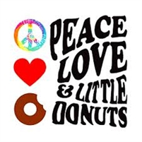 Peace, Love and Little Donuts Frandocs