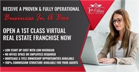 Offering The 1st Ever Virtual Real Estate Franchise Model