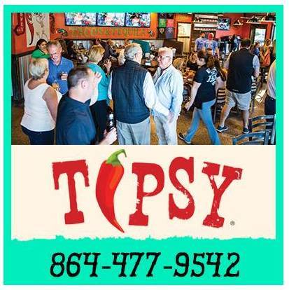 TIPSY A Fun Restaurant with a Relaxed Vibe Specializing in Tex-Mex Favorites