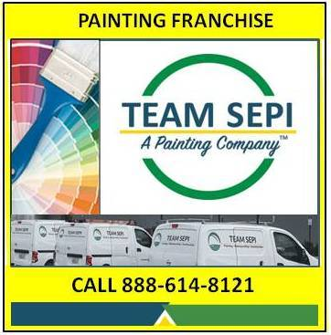 Team SEPI A Painting Company Franchise