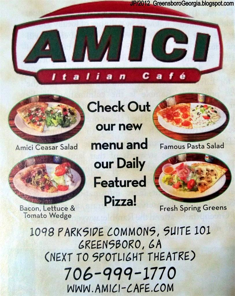 Amici Italian